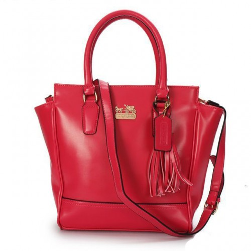 Coach Legacy Tanner Small Red Crossbody Bags AAE