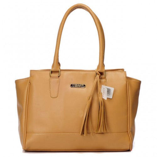 Coach Legacy Candace Carryall Medium Brass Satchels AAN