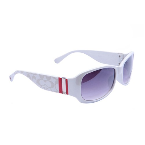 Coach Pamela White Sunglasses ALW