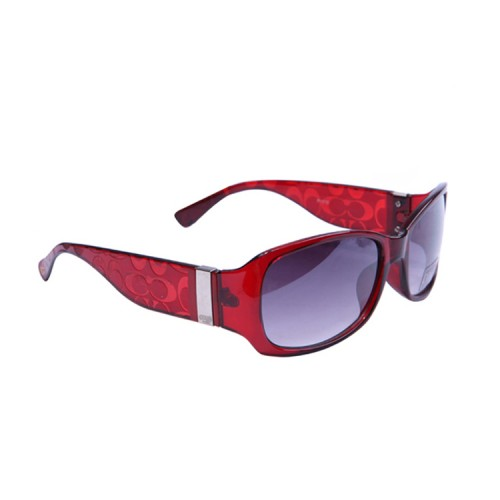 Coach Pamela Red Sunglasses ALX