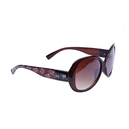 Coach Gorgina Brown Sunglasses AMD