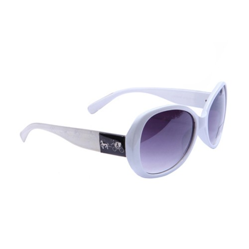 Coach Gorgina White Sunglasses AME