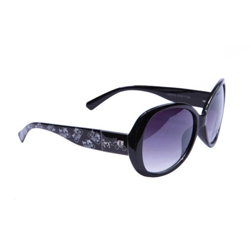 Coach Gorgina Black Sunglasses AMF