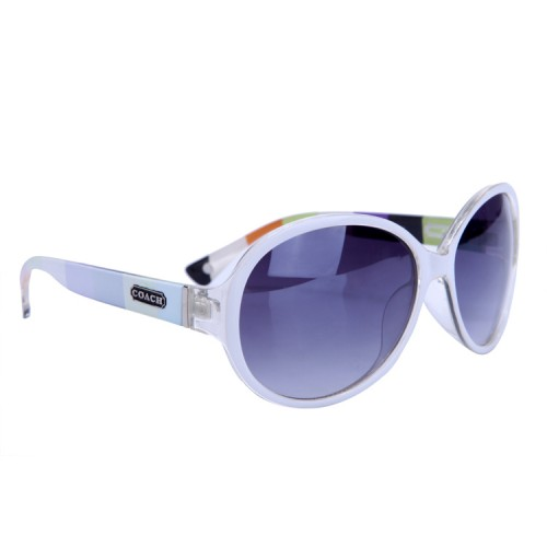 Coach Kristina White Sunglasses AMG