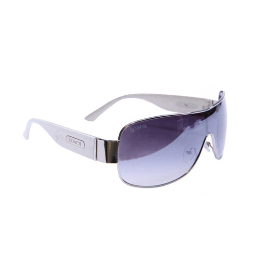 Coach Noelle White Sunglasses AMP