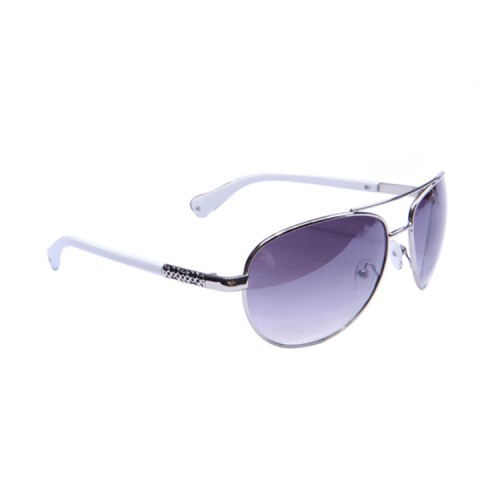 Coach Charity White Sunglasses AMX