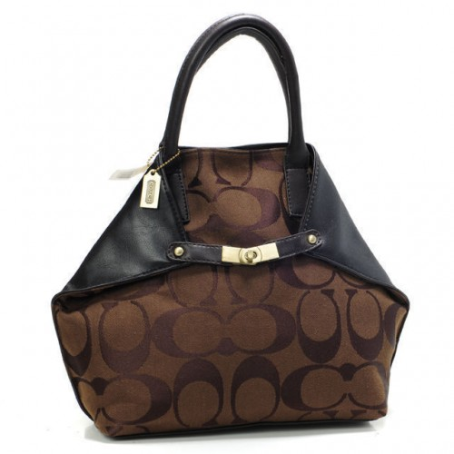 Coach Lock Small Coffee Totes BAL