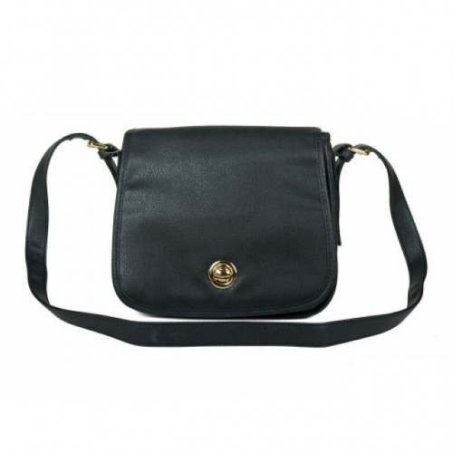Coach Classic Rambler Legacy Medium Black Crossbody Bags BEB