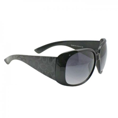Coach Keri Black Sunglasses BHJ