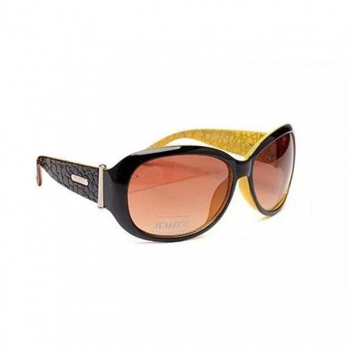 Coach Megan Black Sunglasses BHN