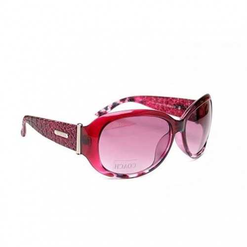 Coach Megan Fuchsia Sunglasses BHQ