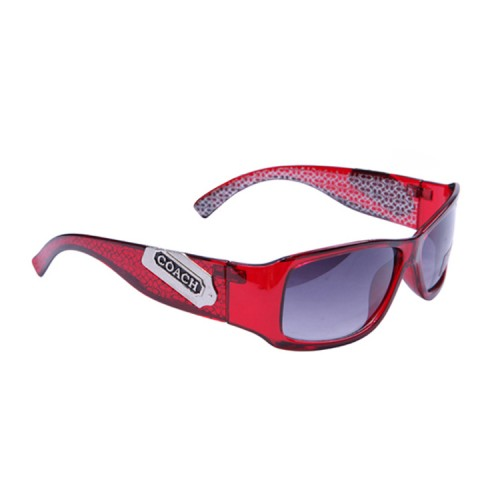 Coach Angeline Red Sunglasses BHX
