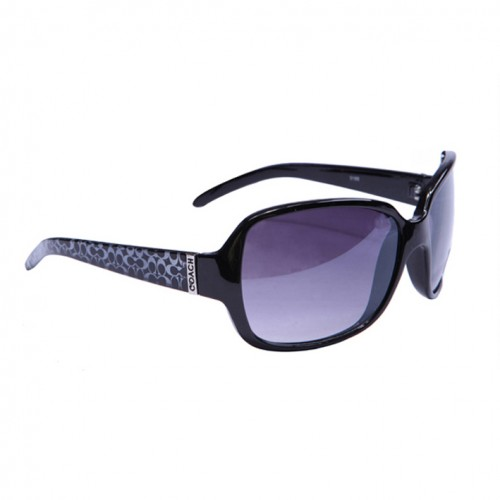 Coach Megan Black Sunglasses BUU