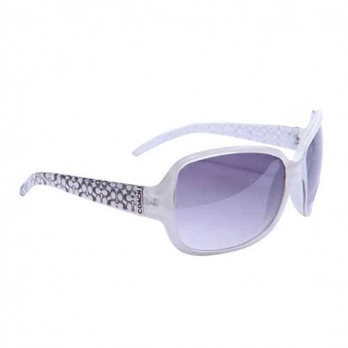 Coach Megan White Sunglasses BUZ