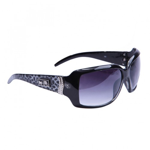 Coach Pamela Black Sunglasses BVD