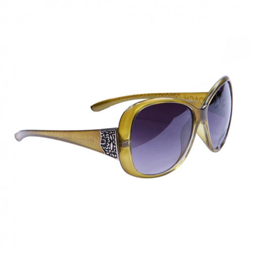 Coach Keri Yellow Sunglasses BVG