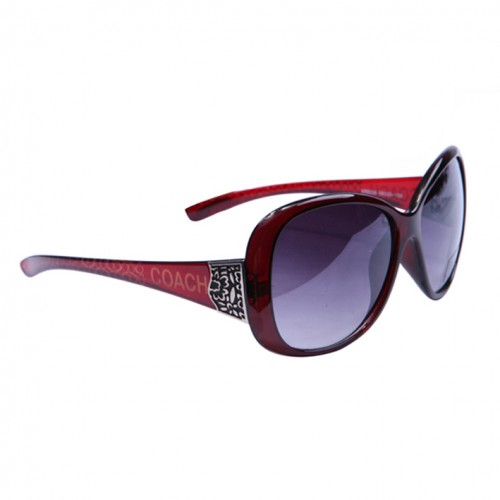 Coach Keri Red Sunglasses BVI