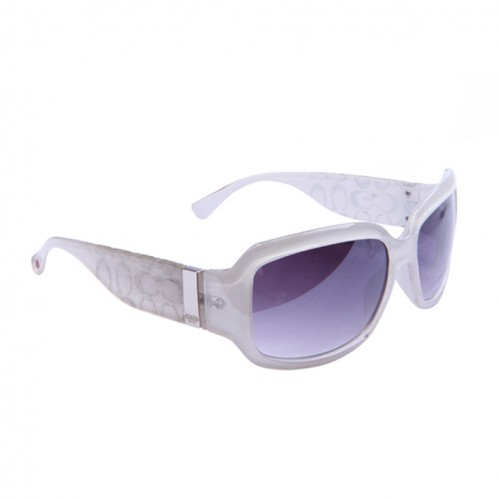 Coach Pamela White Sunglasses BVP