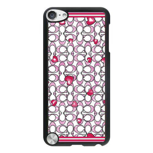 Coach Love Logo Pink iPod Touch 5TH CAG
