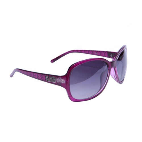 Coach Carla Purple Sunglasses CCS