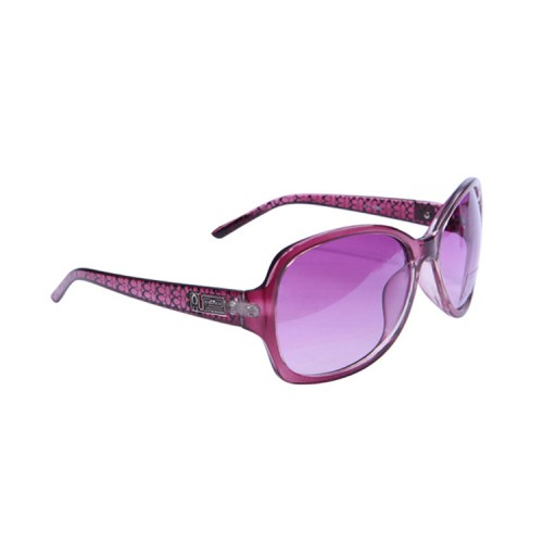 Coach Carla Purple Sunglasses CCT