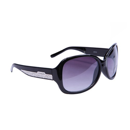 Coach Megan Black Sunglasses CCY