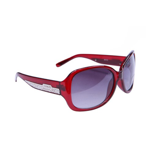 Coach Megan Red Sunglasses CDC
