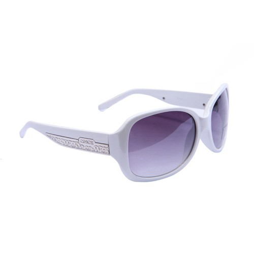 Coach Megan White Sunglasses CDD