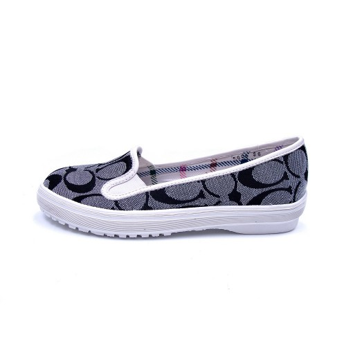 Coach Alegra Grey Sneakers COL