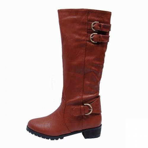 Coach Eleanor Brown Boots CQU