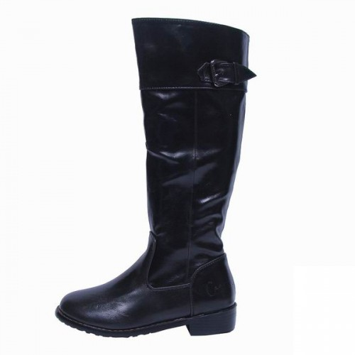 Coach Eleanor Black Boots CRR