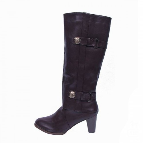 Coach Ambar Coffee Boots CRZ