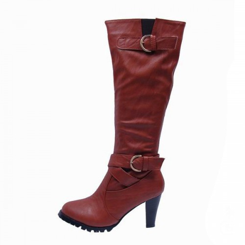 Coach Juletta Red Boots CSE