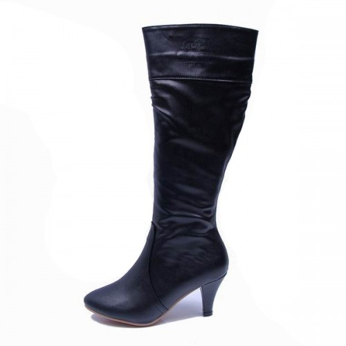 Coach Lottie Black Boots CSF