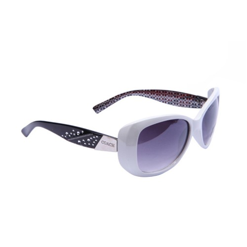 Coach Emma White Sunglasses DAA