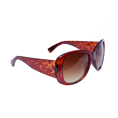 Coach Laurin Brown Sunglasses DAH