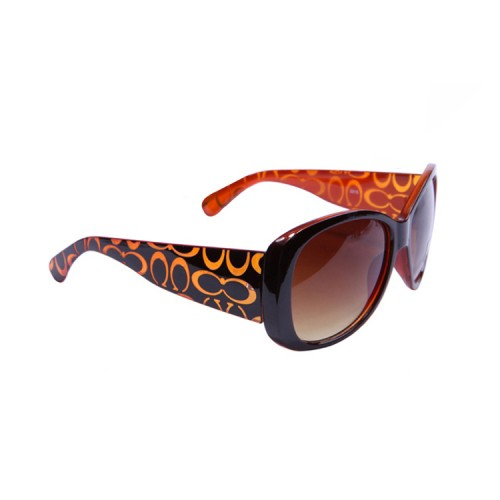 Coach Laurin Brown Sunglasses DAJ