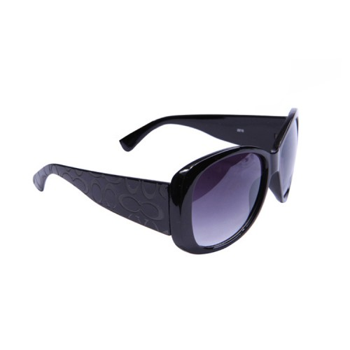 Coach Laurin Black Sunglasses DAK