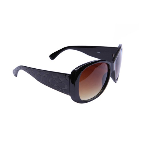 Coach Laurin Black Sunglasses DAL