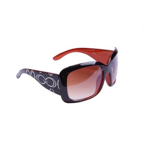 Coach Sullivan Black Sunglasses DAO