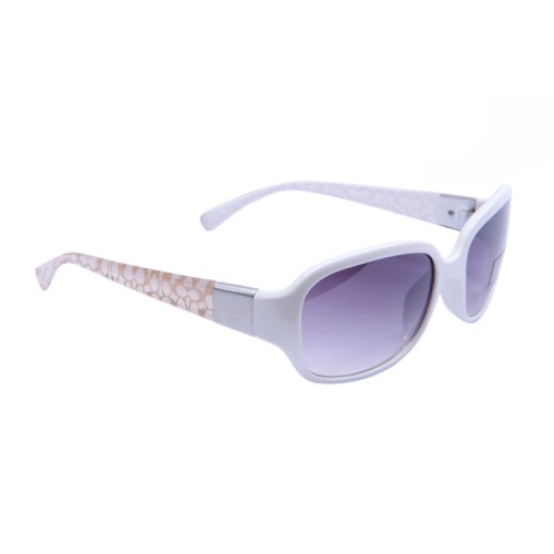 Coach Annette White Sunglasses DAS