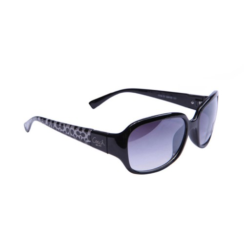 Coach Annette Black Sunglasses DAV