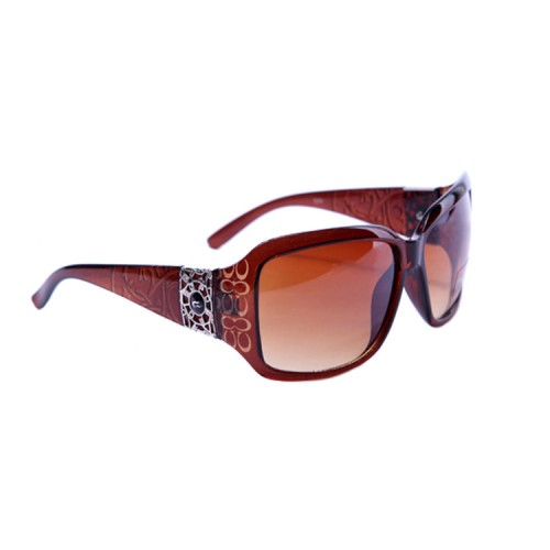 Coach Megan Brown Sunglasses DAZ