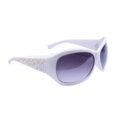 Coach Keri White Sunglasses DBH