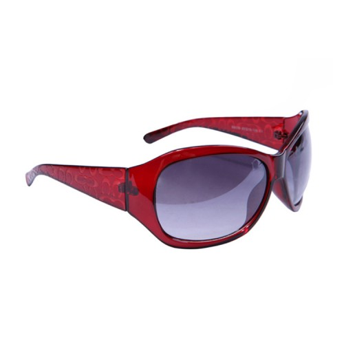Coach Keri Red Sunglasses DBI