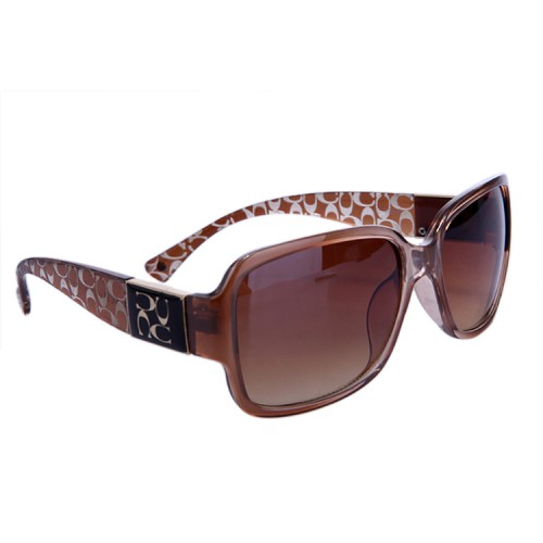 Coach Megan Brown Sunglasses DBJ