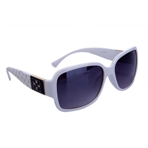 Coach Megan White Sunglasses DBO