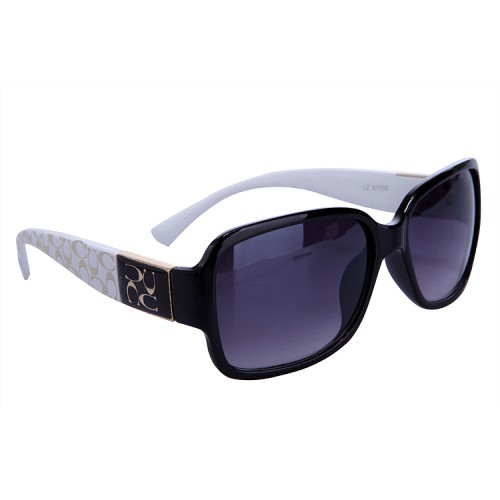 Coach Megan White Sunglasses DBP