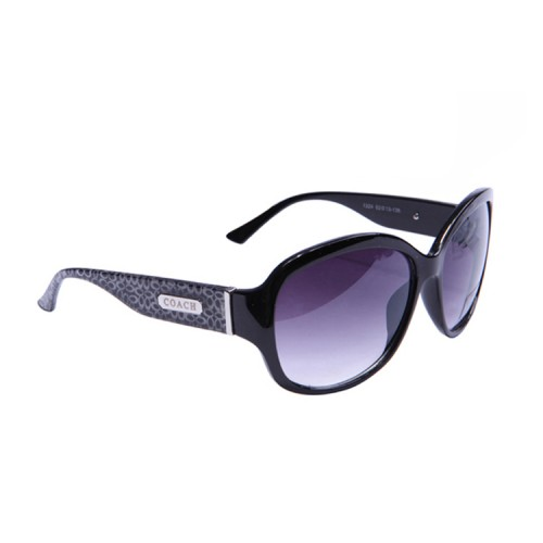 Coach Evita Black Sunglasses DCB