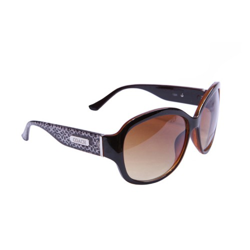 Coach Evita Black Sunglasses DCC